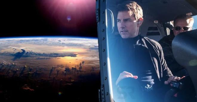 Tom Cruise chơi lớn khi hợp tác với Elon Musk và NASA để quay phim ngoài vũ trụ.