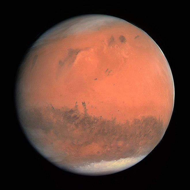 Sao Hỏa.