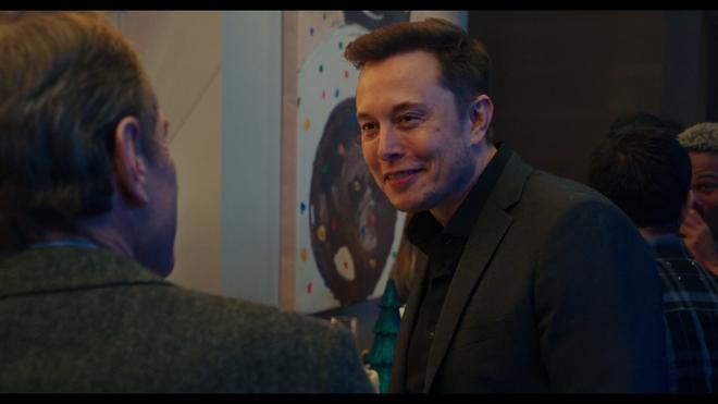 Ngoài đam mê công nghệ, Elon Musk còn là một diễn viên đã từng xuất hiện trong nhiều bom tấn tầm cỡ thế giới - Ảnh 6.