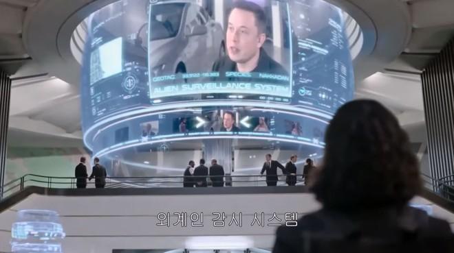 Ngoài đam mê công nghệ, Elon Musk còn là một diễn viên đã từng xuất hiện trong nhiều bom tấn tầm cỡ thế giới - Ảnh 7.