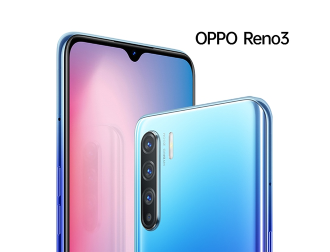 OPPO Reno3 sẽ chính thức ra mắt tại Việt Nam vào ngày 8/5 - Ảnh 1.