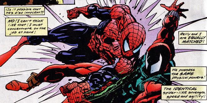 5 đặc điểm kỳ dị nhất về cơ thể của Spider-Man - Ảnh 5.