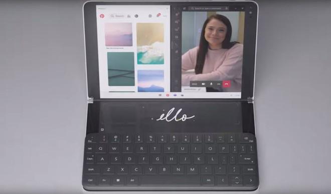 Tablet hai màn hình Surface Neo bị hoãn ra mắt vô thời hạn - Ảnh 1.