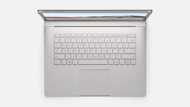 Surface Book 3 ra mắt: Thiết kế không đổi, hiệu năng mạnh hơn 50%, GTX 1650/1660 Ti, giá từ 1599 USD - Ảnh 3.