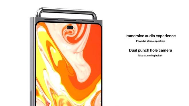 """Concept iPhone 12 """"điên rồ"""" chưa từng thấy, trông chẳng khác gì cái bàn nạo phô mai được gắn bánh xe như Mac Pro - Ảnh 2."""