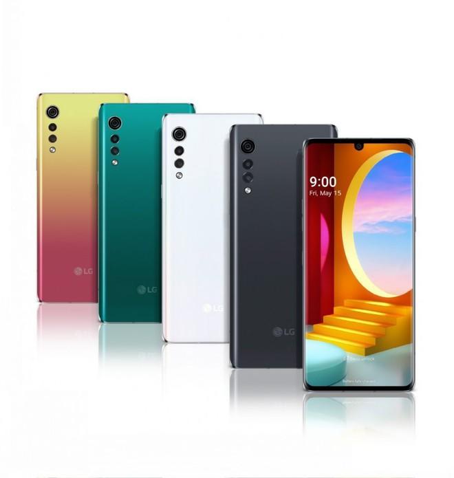LG Velvet chính thức ra mắt: Thiết kế mới, Snapdragon 765, camera 48MP, IP68, giá hơn 17 triệu - Ảnh 1.
