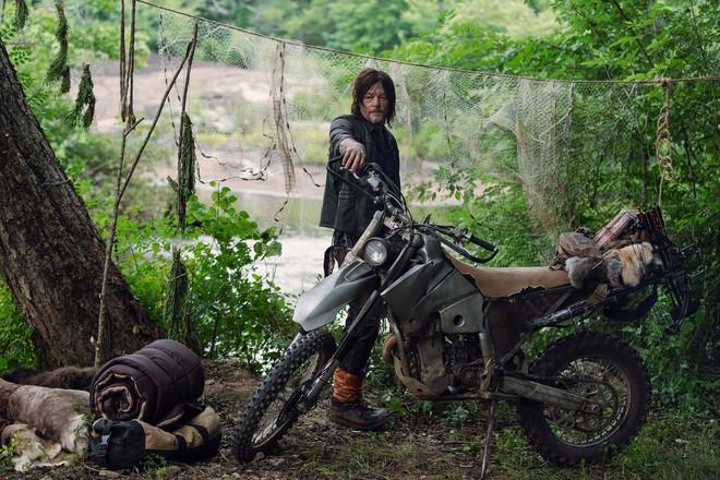 """""""Daryl"""" Norman Reedus lý giải vì sao The Walking Dead vẫn """"sống thọ"""" sau 10 năm phát sóng - Ảnh 2."""