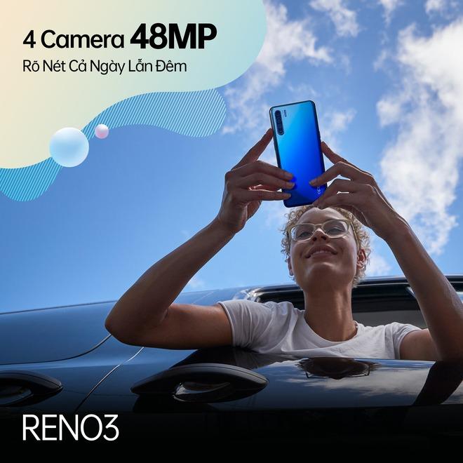 OPPO Reno3 và Reno3 Pro ra mắt tại VN: Tập trung vào camera, giá từ 8.99 triệu, đặt trước nhận ốp lưng giới hạn - Ảnh 4.