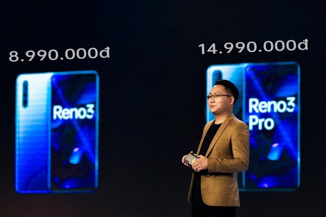 OPPO Reno3 và Reno3 Pro ra mắt tại VN: Tập trung vào camera, giá từ 8.99 triệu, đặt trước nhận ốp lưng giới hạn - Ảnh 6.