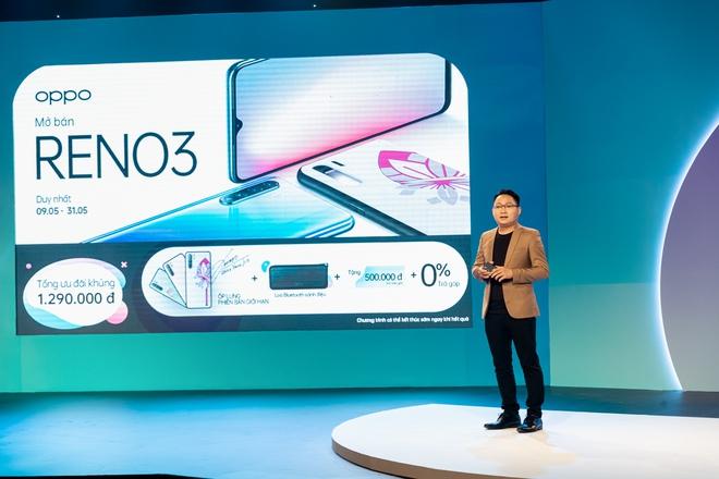OPPO Reno3 và Reno3 Pro ra mắt tại VN: Tập trung vào camera, giá từ 8.99 triệu, đặt trước nhận ốp lưng giới hạn - Ảnh 7.