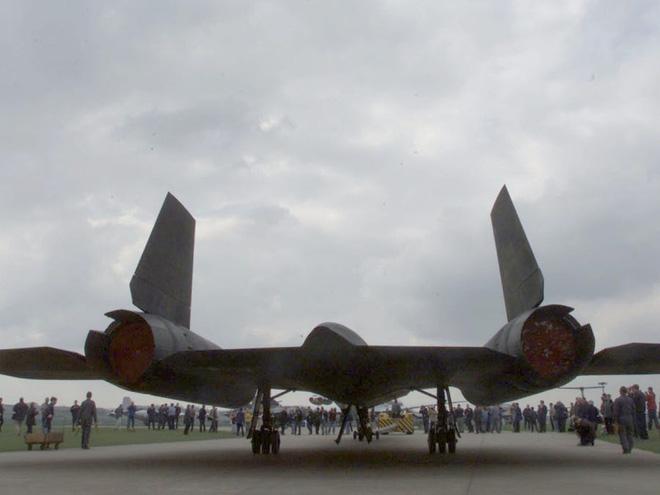 SR-71 Blackbird, chiếc máy bay yêu thích của Elon Musk và Grimes, có gì đặc biệt? - Ảnh 8.