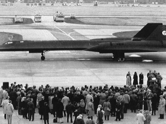 SR-71 Blackbird, chiếc máy bay yêu thích của Elon Musk và Grimes, có gì đặc biệt? - Ảnh 13.