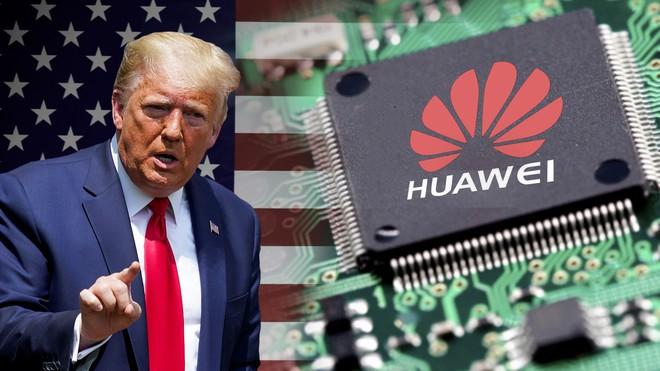Những ảnh hưởng lâu dài từ các chính sách của Mỹ đối với Huawei - Ảnh 1.