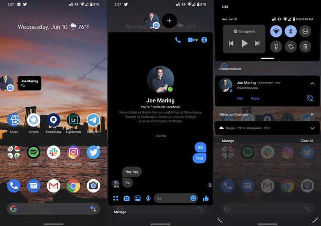 Điểm mặt 10 nét mới đáng chú ý nhất trong Android 11 Beta - Ảnh 2.