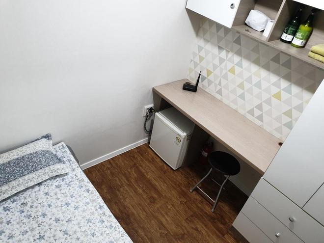Những căn phòng tí hon chỉ 3 - 6m² nhưng chẳng thiếu thứ gì ở Hàn Quốc và Nhật Bản: Xu hướng thiết thực và được ưa chuộng của giới trẻ - Ảnh 12.