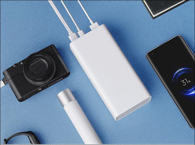 Xiaomi ra mắt sạc dự phòng Mi Power Bank 3: 30.000mAh, sạc nhanh 2 chiều 18W, giá 555.000 đồng - Ảnh 2.