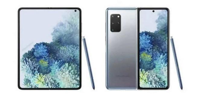 Galaxy Fold 2 sẽ có màn hình chính lên tới 7.7 inch khi mở ra và thấp nhất là 6.23 inch khi gập lại? - Ảnh 1.