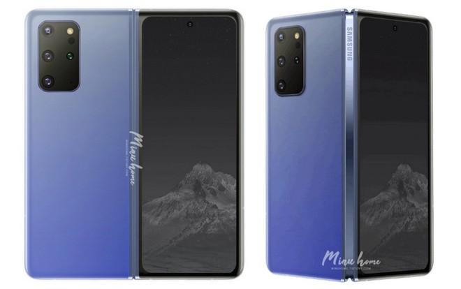 Galaxy Fold 2 sẽ có màn hình chính lên tới 7.7 inch khi mở ra và thấp nhất là 6.23 inch khi gập lại? - Ảnh 2.