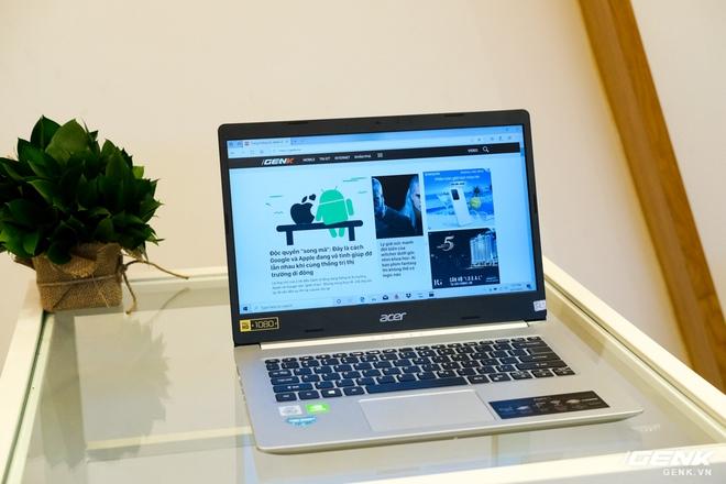 Cận cảnh Acer Aspire 5: Laptop sinh viên với nhu cầu giải trí vừa đủ, trang bị Core i thế hệ 10, giá từ 15,9 triệu đồng - Ảnh 3.