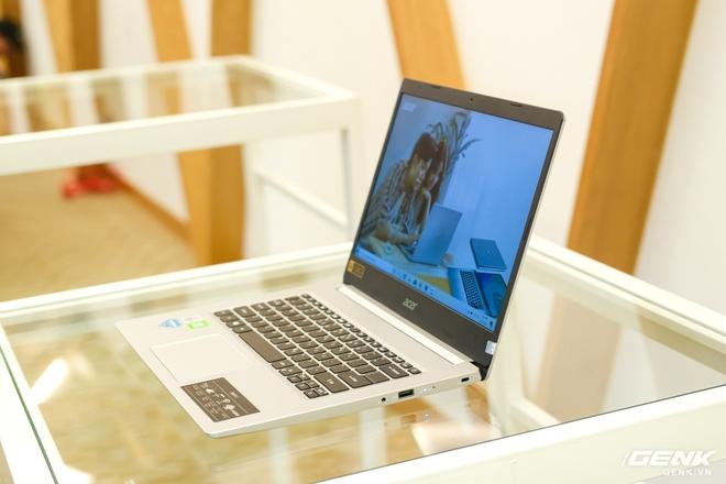 Cận cảnh Acer Aspire 5: Laptop sinh viên với nhu cầu giải trí vừa đủ, trang bị Core i thế hệ 10, giá từ 15,9 triệu đồng - Ảnh 1.