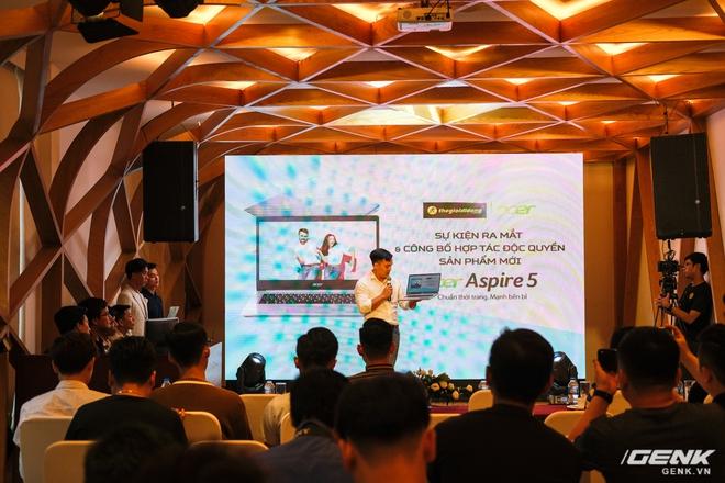 Cận cảnh Acer Aspire 5: Laptop sinh viên với nhu cầu giải trí vừa đủ, trang bị Core i thế hệ 10, giá từ 15,9 triệu đồng - Ảnh 9.