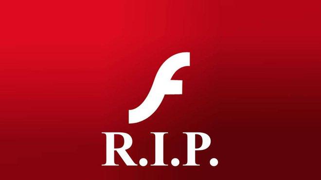 Adobe Flash sẽ chính thức chết vào ngày 31 tháng 12 năm 2020 - Ảnh 1.