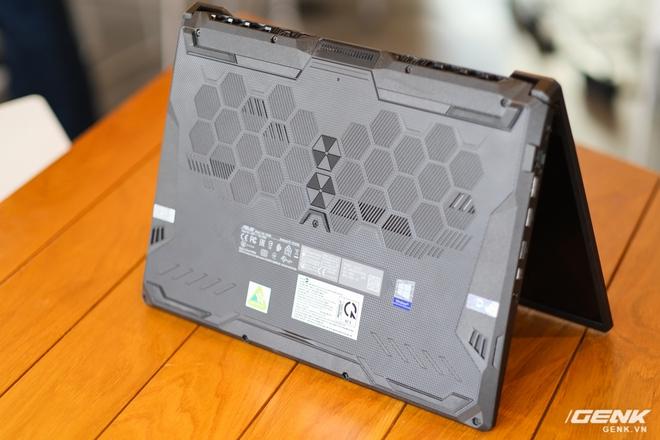 Cận cảnh laptop TUF Gaming A15: logo mới ngầu hơn, chạy AMD Ryzen 4600H và GTX1650, giá nhỉnh hơn 20 triệu đồng - Ảnh 7.