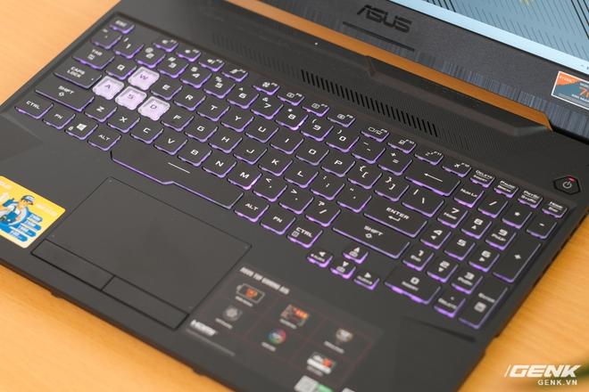 Cận cảnh laptop TUF Gaming A15: logo mới ngầu hơn, chạy AMD Ryzen 4600H và GTX1650, giá nhỉnh hơn 20 triệu đồng - Ảnh 3.