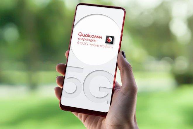 Qualcomm ra mắt bộ vi xử lý Snapdragon 690, mang công nghệ 5G đến với smartphone giá rẻ - Ảnh 1.