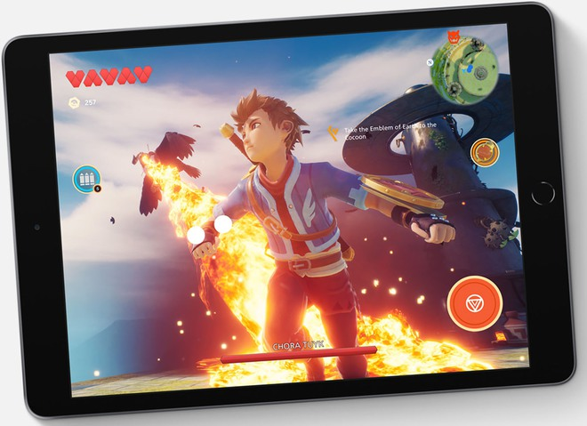 Tin đồn: iPad 8 sẽ có màn hình 10.8 inch, chip Apple A12 Bionic, bộ nhớ tiêu chuẩn 64GB, giá dưới 400 USD - Ảnh 1.