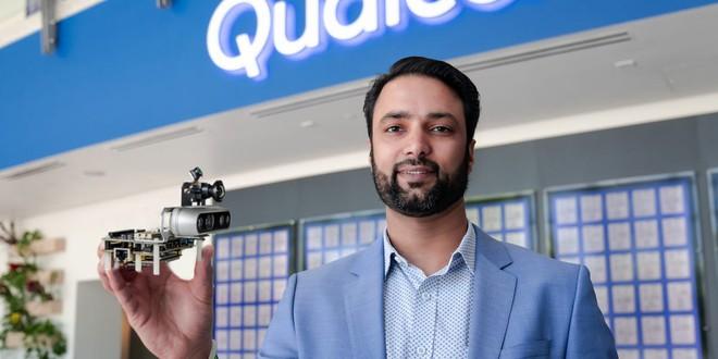Không chỉ smartphone, Snapdragon 865 còn được Qualcomm trang bị cả cho robot - Ảnh 1.