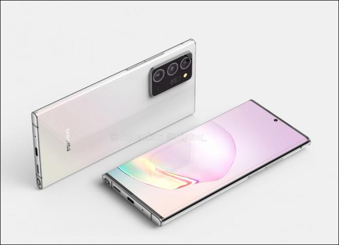 Samsung sẽ thực hiện một bước cải lùi đáng thất vọng trên Galaxy Note 20 - Ảnh 1.