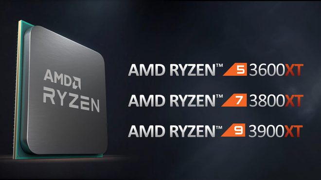 AMD CPU Ryzen 3000XT - 1