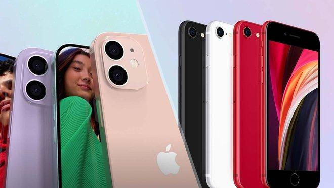 iPhone 12 5,4 inch sẽ rất nhỏ gọn, thậm chí còn nhỏ hơn cả iPhone SE 2020 - Ảnh 1.