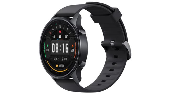 Đây có thể là chiếc smartwatch đầu tiên của Xiaomi được bán ra thị trường quốc tế - Ảnh 1.