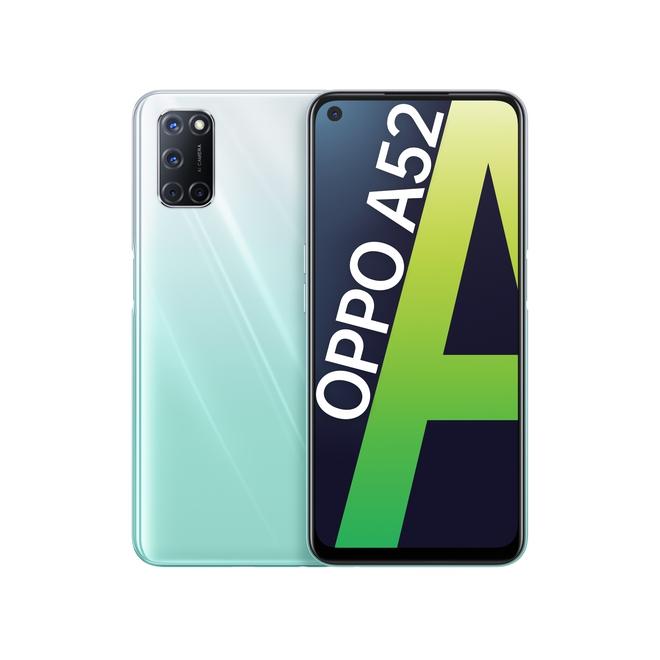 OPPO A52 ra mắt tại VN: Màn hình chấm O mới, cụm 4 camera AI, pin 5000mAh, giá 5.99 triệu đồng - Ảnh 2.