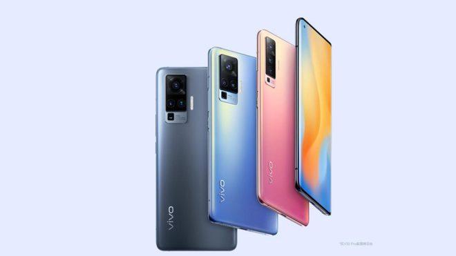Vivo ra mắt X50 series: Smartphone flagship 5G mỏng nhất thế giới, camera thiết kế chống rung giống gimbal, giá từ 490 USD - Ảnh 4.