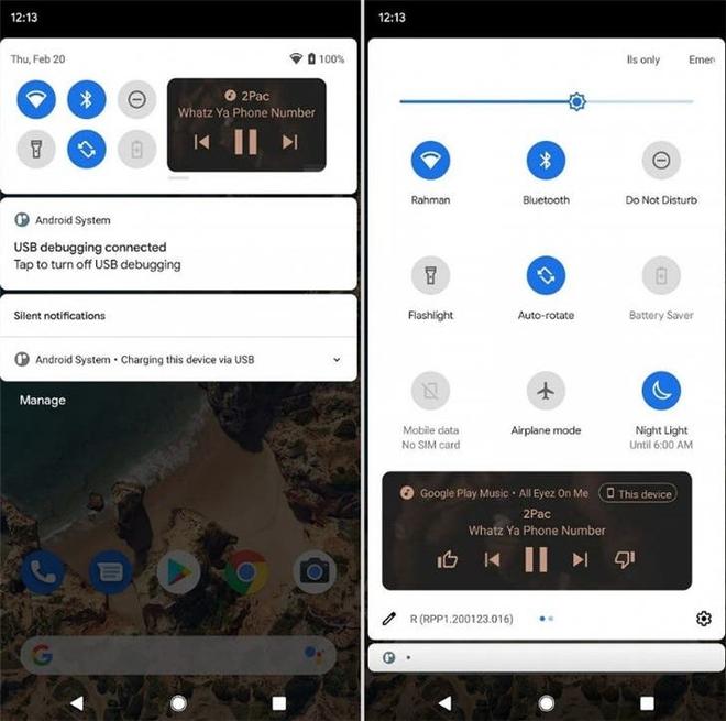 Android 11 bất ngờ lộ diện, tiết lộ nhiều tính năng mới - Ảnh 8.
