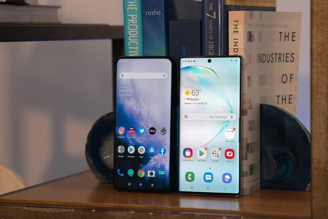 Sau Huawei, ai sẽ là kẻ thay thế để trực tiếp đe dọa Samsung? - Ảnh 4.