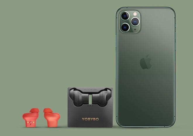 Yobybo Note 20: Tai nghe không dây mỏng nhất nhì thế giới, giá hơn 1 triệu nhưng chống nước, sạc không dây nhanh đủ cả - Ảnh 4.