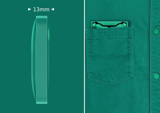 Yobybo Note 20: Tai nghe không dây mỏng nhất nhì thế giới, giá hơn 1 triệu nhưng chống nước, sạc không dây nhanh đủ cả - Ảnh 1.