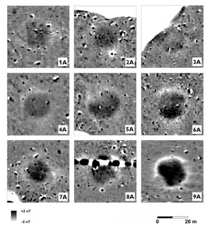 Phát hiện cấu trúc tiền sử khổng lồ nằm ngay gần Stongehenge, tạo nên bởi các hố sâu 5 mét xếp thành hình tròn lớn - Ảnh 2.