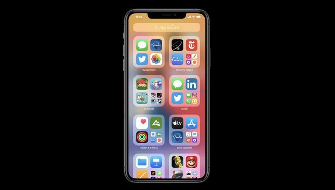 iOS 14 chính thức ra mắt với giao diện hoàn toàn mới, iPhone 6s 5 năm tuổi vẫn được cập nhật - Ảnh 2.