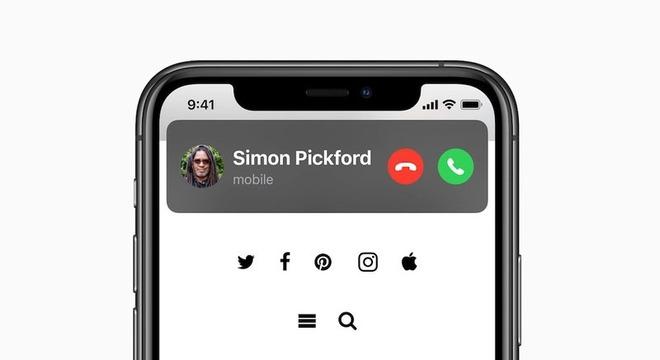 iOS 14 tính năng mới cuộc gọi đến - 2