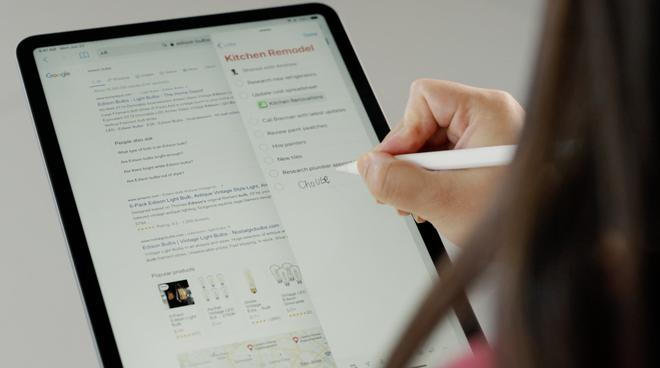 iPadOS 14 ra mắt: Cải thiện giao diện ứng dụng, hỗ trợ chuyển đổi chữ viết tay thành văn bản, tìm kiếm toàn hệ thống,... - Ảnh 4.