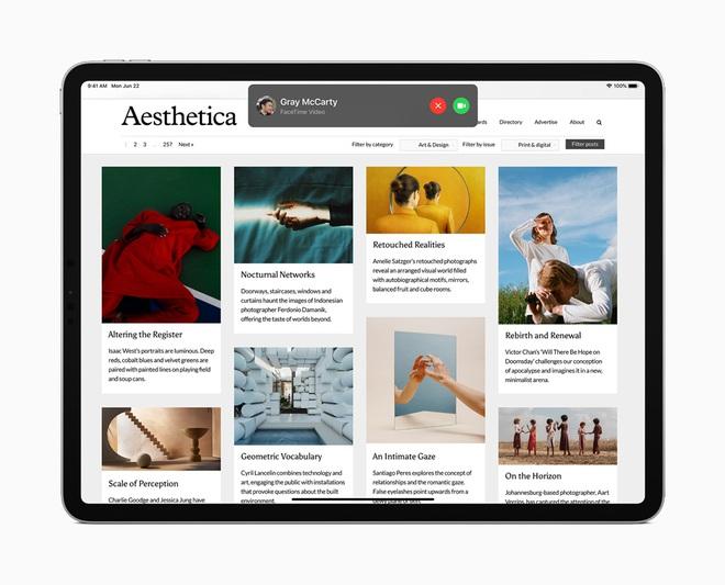 iPadOS 14 ra mắt: Cải thiện giao diện ứng dụng, hỗ trợ chuyển đổi chữ viết tay thành văn bản, tìm kiếm toàn hệ thống,... - Ảnh 3.