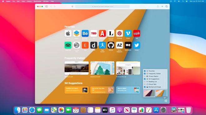macOS Big Sur ra mắt: Giao diện hoàn toàn mới, Safari nhanh hơn, hỗ trợ ARM - Ảnh 7.