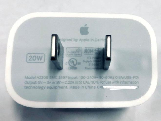 Bằng chứng cho thấy iPhone 12 sẽ có sạc nhanh 20W - Ảnh 1.