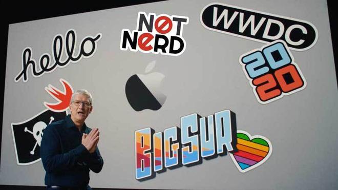 Chỉ giới thiệu sản phẩm mới, sự kiện WWDC 2020 của Apple đã có trị giá 50 tỷ USD - Ảnh 1.