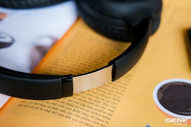 Cận cảnh bộ đôi tai nghe không dây mới của Sony: Một in-ear, một over-ear, mức giá dễ tiếp cận - Ảnh 6.
